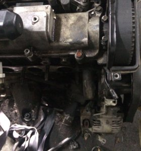 Двигатель в разбор 2JZ GE пробег 150тысяч