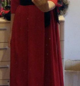 Вечернее платье.44-46р.