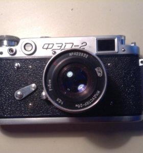 Два фотоаппарата РЕТРО