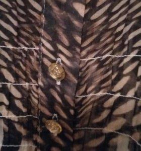 Шикарная блуза на 52-54