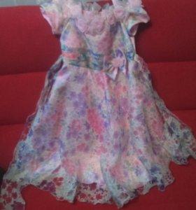 Качественные платья на девочку