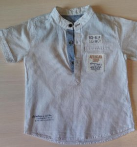 Рубашка для мальчика, 1,5-2 года.