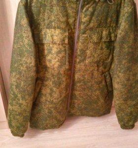 Куртка мужская камуфлированная