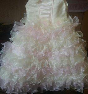 Бальное платье для малышки👑