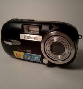 Фотоаппарат Rekam iLook 505