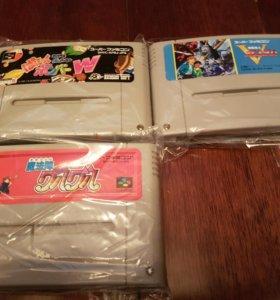SNES игры голыши для Super Nintendo
