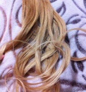 Волосы под наращивание
