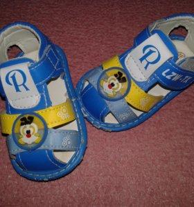 Продам обувь на малыша