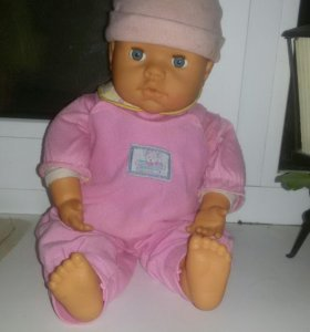 Кукла пупс.