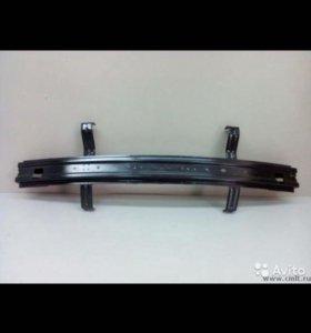 Усилитель заднего бампера для Hyundai Solaris
