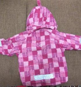 Демисезонная куртка(водонепроницаемая)