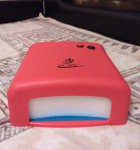 Новая УФ Лампа 36 Ватт с таймером 2 мин