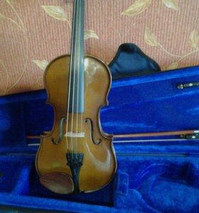 Скрипка 1/2!