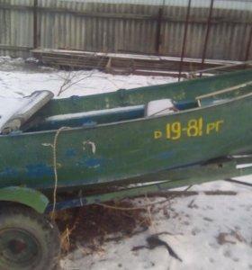 Лодка  Ёрш-м 150кг.