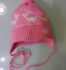Шапка детская зимняя / шапочка