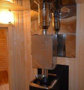 Баня Б 6х5 Зимняя комплектация