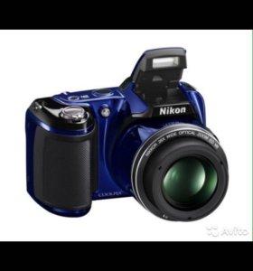 Продам  Фотоаппарат Nikon Coolpix L810