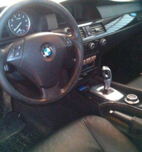 BMW 525 I 2007год
