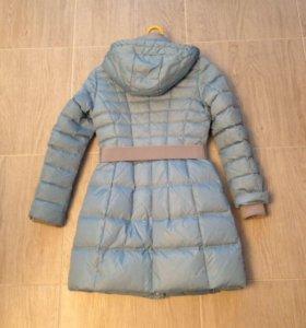 Пуховик-пальто очень теплый