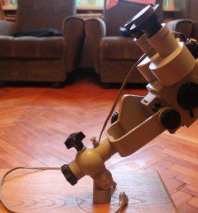 Микроскоп CarlZeiss Jena