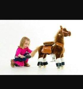 Механическая лошадка (поницикл)