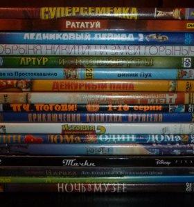 DVD/ДВД для детей 💿