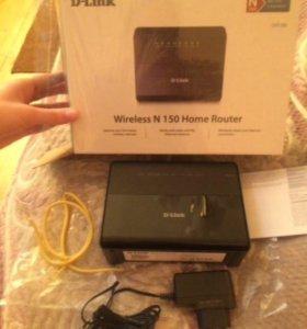 Роутер. Wireless n 150 home router