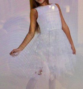 Платье праздничное Acoola. Снежинка.
