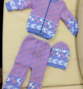 Новый детский костюм
