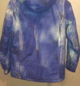 Горнолыжная куртка бу