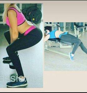 Легинсы для танцев и фитнеса