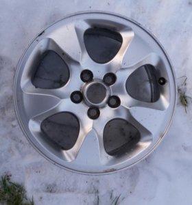 Литые диски r 16