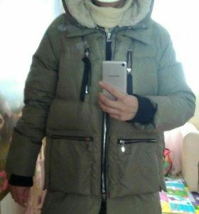 Новая зимняя куртка-трансформер
