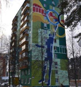 Двухкомнатная квартира в Протвино.