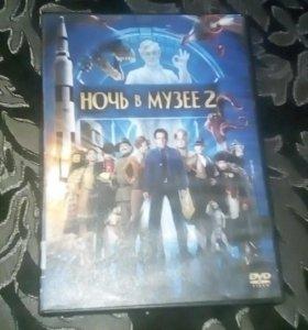 dvd диски б/у