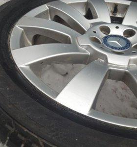диски и колеса