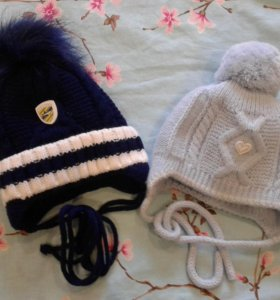 Новые зимние шапочки