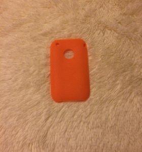 Чехол силиконовый iPhone 3/3GS /3G