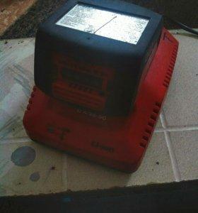Аккумулятор и зарядка HILTI