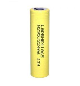 Аккумулятор LG DBHE4 18650 2500MAH 35А