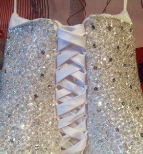 Продам свадебное платье НоВОЕ!!