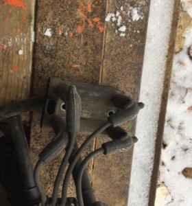Приборка и катушка зажигания лифан