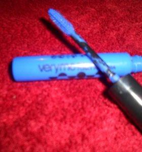 Тушь для ресниц орифлейм синего цвета