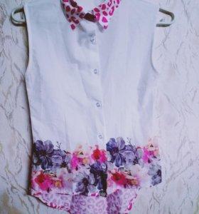 Детская летняя блуза