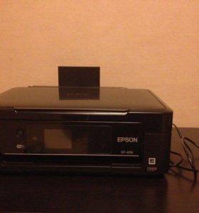Принтер (сканер,копир.)Epson XP-406