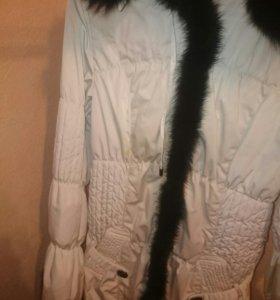 Куртка с мехом