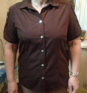 Новая Блуза 50-52