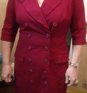 Новое очень удобное платье 50-52