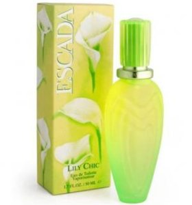 Escada Lily Chic (50) edt women. Раритет