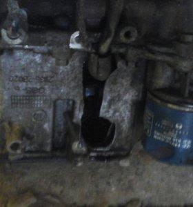 Двигатель Киа Рио 1,4